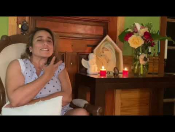 Buenos días 10 de Noviembre: Testimonio con María¿Qué significa María para mí y para mi familia? 8A
