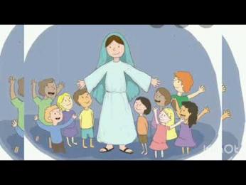 Buenos días miércoles 25 de Noviembre: ¿Qué significa María para mí y mi familia? - 2 Medio B LMA