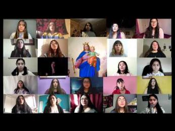 Buenos días jueves 3 de Diciembre: Canto a nuestra Madre - Mes de María LMA IQUIQUE